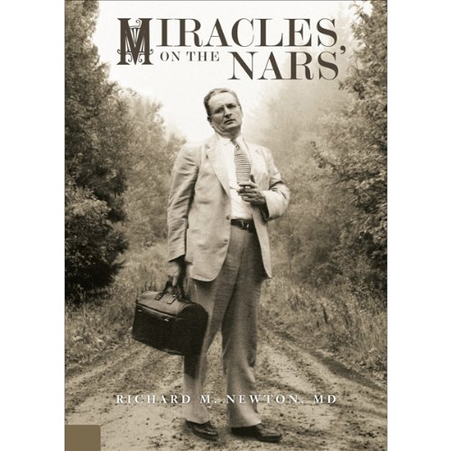 Miracles on the Nars' audiobook cover art