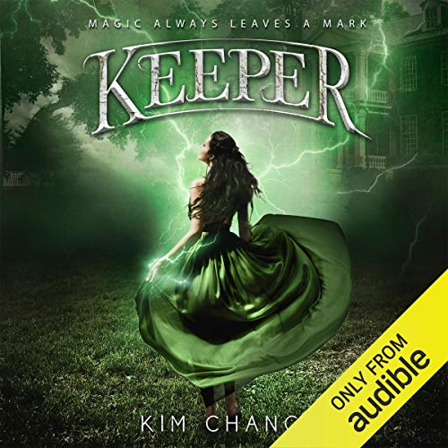 Couverture de Keeper