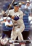 2017 Bowman Baseball #32 Aaron Judge Rookie Card