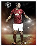 Fußball - Manchester United - Ibrahimovic 16/17 - Mini