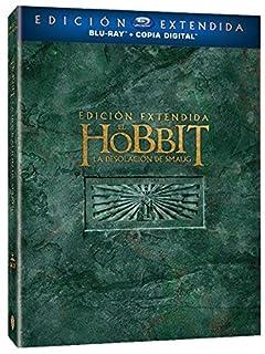 El Hobbit 2: La Desolación De Smaug Edición Extendida Blu-Ray [Blu-ray] (B00NAZ2HL2) | Amazon price tracker / tracking, Amazon price history charts, Amazon price watches, Amazon price drop alerts