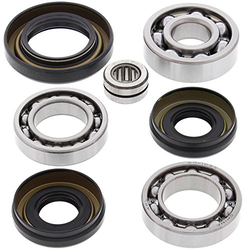 Front Differential Bearing and Seal Kit - All Balls 25-2027