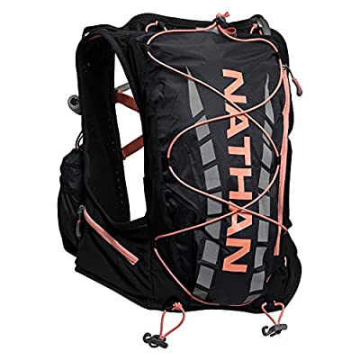 Nathan NS4527 Vaporairess Hydration Pack Running Vest with 2L Bladder