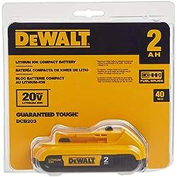 Cepilladora inal/ámbrica sin escobillas con estuche DWST1-71195 DeWalt DCP580N 18V XR