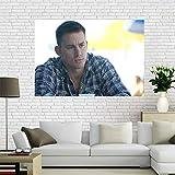 Channing Tatum Hd Leinwand Poster Malerei Wandkunst