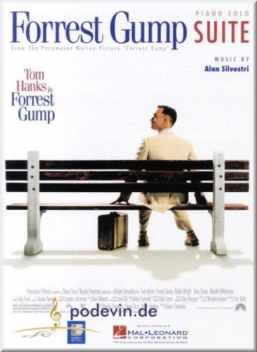 Forrest Gump Suite - Klaviernoten [Musiknoten]