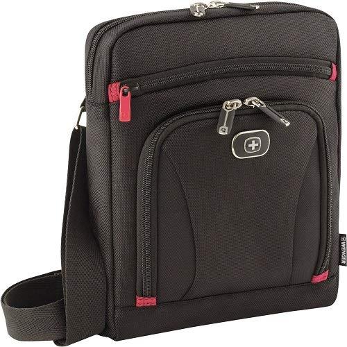 Wenger Status 10 Vertical Notebook Case, 60640 (Vertical Notebook Case New Wenger Logo)