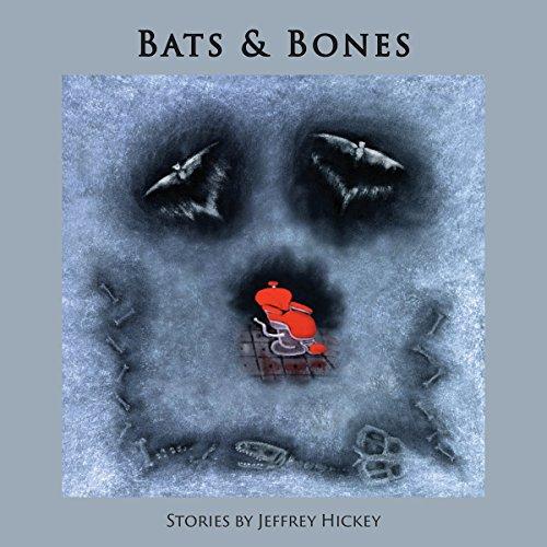 Bats and Bones audiobook cover art