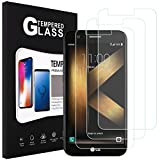 [3 Pack] SENON Compatible With LG K20 Plus/LG K20V / LG K10 2017 / LG Harmony Screen Protector,Tempered Glass,Crystal Clear,Anti-Bubble,Anti-Fingerprint,Lifetime Replacements Warranty