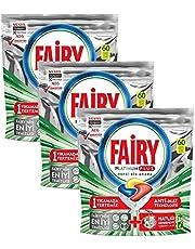 Fairy Platinum Plus 180 Yıkama Bulaşık Makinesi Deterjanı Kapsülü (60*3)