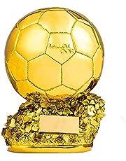 Trofeo de Oro, Trofeo de Balón de Oro de Fútbol Deportivo, Imprimible Personalizado Gratis,A