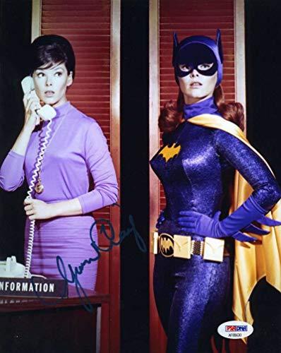 YVONNE CRAIG PSA DNA Coa Autograph 8x10 Batgirl Photo Hand Signed