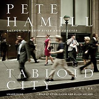 Tabloid City audiobook cover art