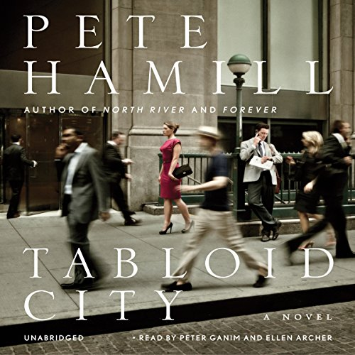 Tabloid City audiobook cover art