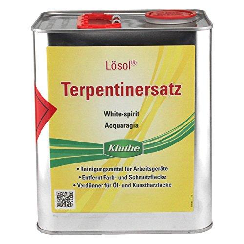 Kluthe Lösol Terpentinersatz 3 Liter