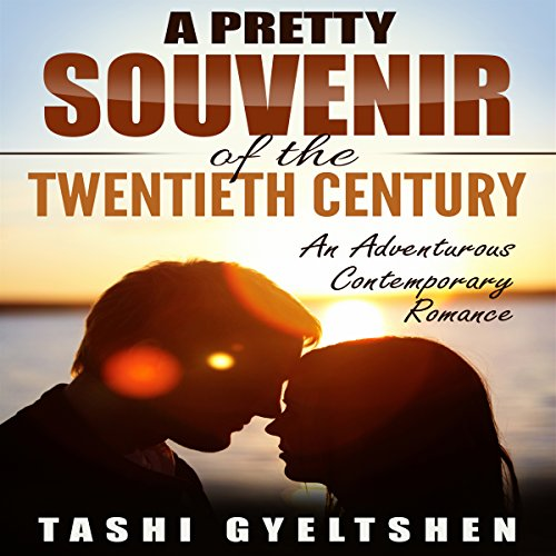 A Pretty Souvenir of the Twentieth Century audiobook cover art