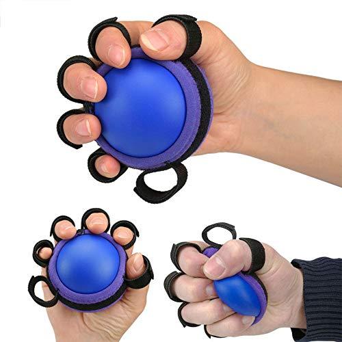 YUXINCAI Anti-Spastik Ball Splint & Finger Haltungskorrektor Für Schlaganfall Hand, Handorthese Mit Ball Stroke Hemiplegie Rehabilitation Health Assist Grasp