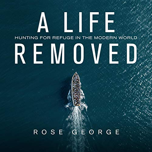 A Life Removed audiobook cover art