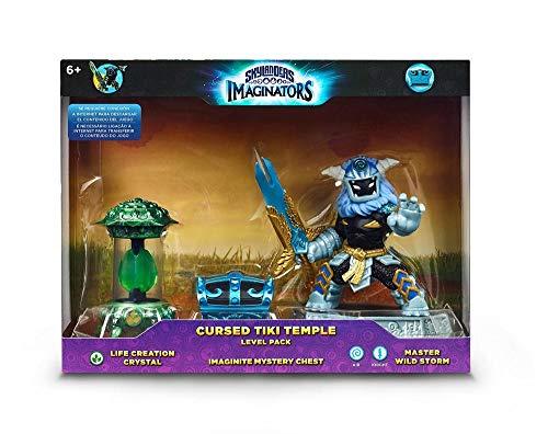 Cursed Tiki Temple Level Pack