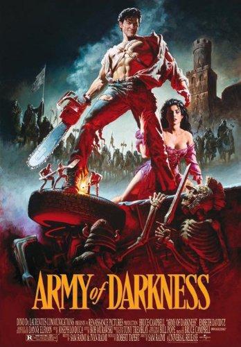 1art1® Empire 293022 - Póster de la película El ejército de Las tinieblas (68 x 98 cm)