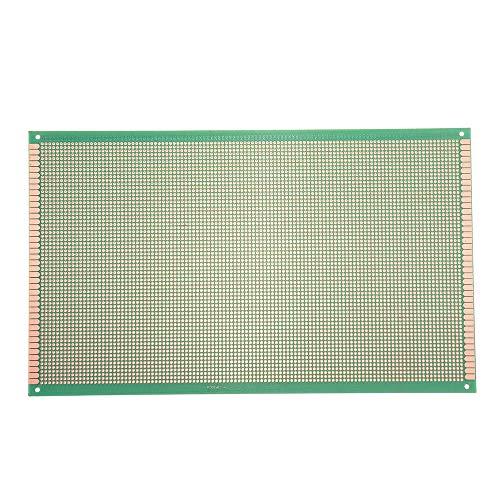 RLJJCS 180 * 300mm DIY PCB de Aceite Verde de un Solo Lado PCB de Circuito Universal Accesorios electrónicos