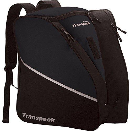 Transpack Edge Junior Ski Boot Bag 2018 - Black