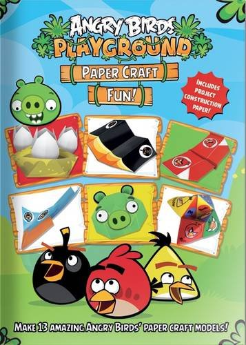 Paper Craft Fun! (Angry Birds)