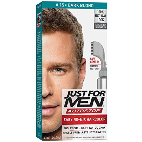 Just for Men Just For Men AutoStop- Männer Comb-In Haarfarbe, Dunkelblond
