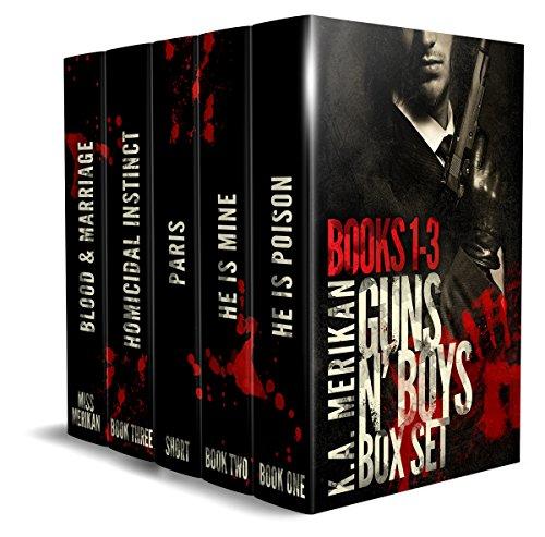 Guns n' Boys: Box Set - Books 1-3 + Guns n' Boys: Paris + FREE