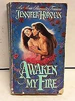 Awaken My Fire 0380767015 Book Cover