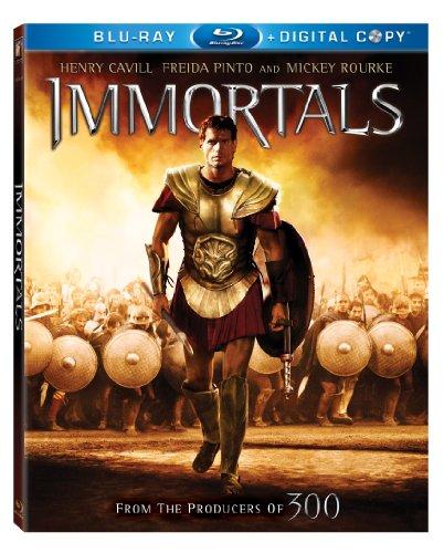 Immortals [Blu-ray]