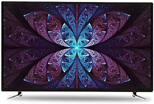 Smart TV 32/42/50/55/60 Zoll, 4k Bildqualität (1920 * 1080), H.265-Decodiertechnologie, USB, HDMI, AV-Schnittstelle, kompatibel mit Mehreren Geräten, 600 cd / ㎡ Helligkeit, Netzwerkfernsehen
