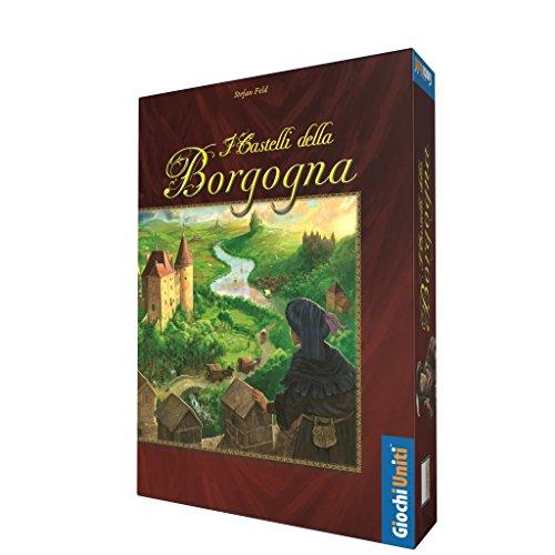 Giochi Uniti-i Castelli della Borgogna, GU600