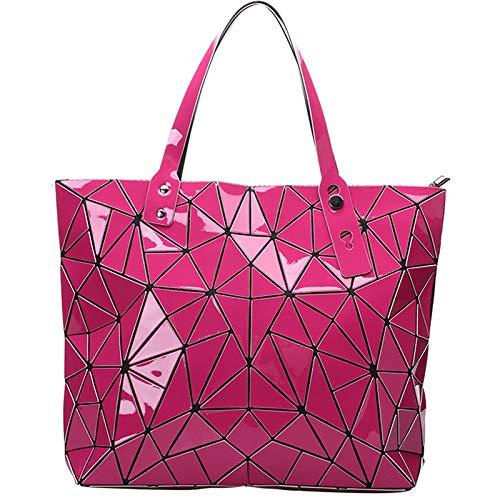 SONGXZ Damen Handtaschen Pu Damen Taschen Einfarbig Fashion Business Bankett Damen Handtaschen Umhängetaschen