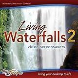 Living Waterfalls 2 Video Screensavers