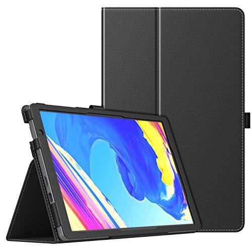 MoKo Funda Compatible con Vankyo MatrixPad S20,  Ultra Slim Función de Soporte Plegable Smart Cover Stand Case Compatible con Vankyo MatrixPad S20 Tableta -  Negro