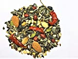 Premium quality fresh seeds mixture for macaw and other large size birds. No artificial colors or flavors and no synthetic vitamins. 100% Natural. No added preservative. Net Weight 2 KG