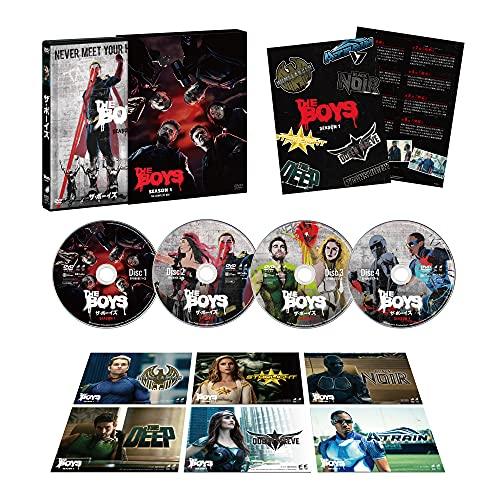 ザ・ボーイズ シーズン1 DVDコンプリートBOX(初回生産限定)