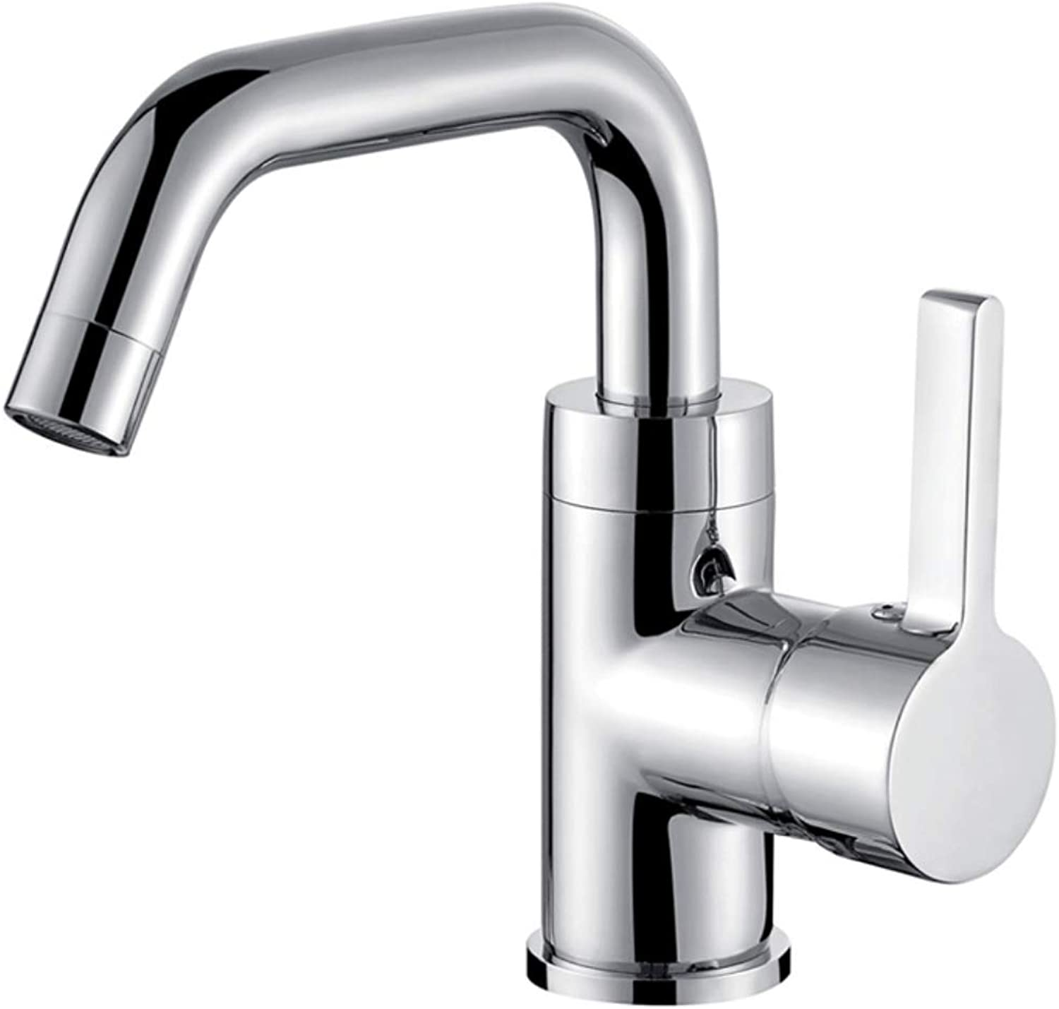 GROHES Mixer Tap For Kitchen Sink Modern Single Lever Faucets Modern Chrome Bathroom Sink Taps Basin Mixer Faucet Medium High Spout