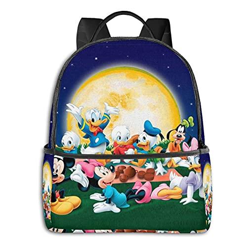 Mochila escolar con diseño de Mickey Mouse