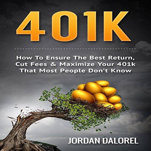 401k audiobook cover art