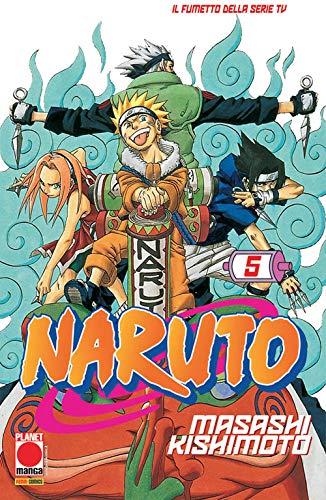 Naruto: 5 (Planet manga)