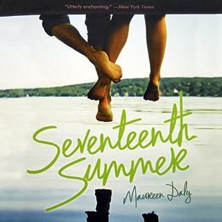 Seventeenth Summer audiobook cover art