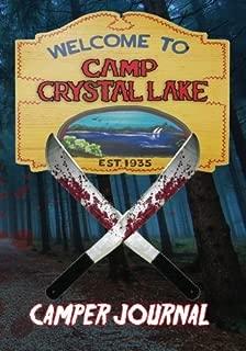 CAMP CRYSTAL LAKE - Camper Journal