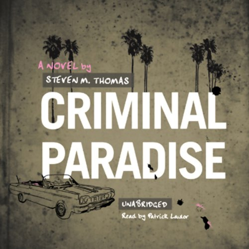 Criminal Paradise audiobook cover art