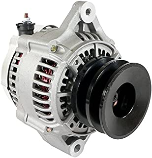 DB Electrical AND0232 New Alternator For Caterpillar Backhoe 416C, 426C, 416B, 416D, 420D, 424D, 426B, 428B, 428C, 428D, Track Loader D3C, D4C, D5C, Wheel Loader 908 ND101211-9010 ND101211-9020 0R9274