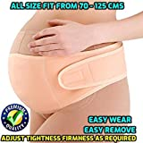 SRKC® Pregnant Maternity Waist Belly Support Belt Band Pregnancy Abdominal Tocolytic Fetus Maternity
