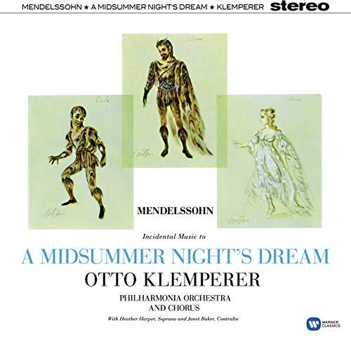 Mendelssohn : Le Songe d'une Nuit d'Été