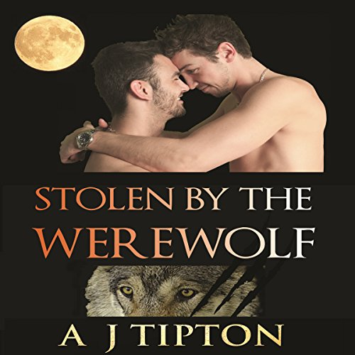 Stolen by the Werewolf audiobook cover art