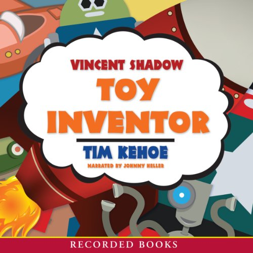Vincent Shadow audiobook cover art